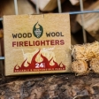 Wood Wool Fire Lighters